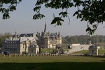 Kasteel Chantilly, b